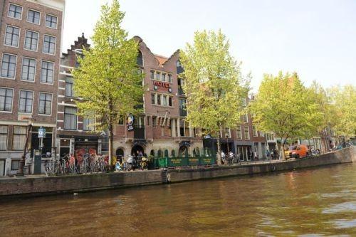 The bulldog hostels in amsterdam netherlands for Bulldog hotel amsterdam