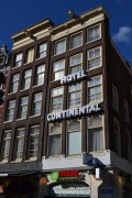Hostel Continental City Centre, Amsterdam